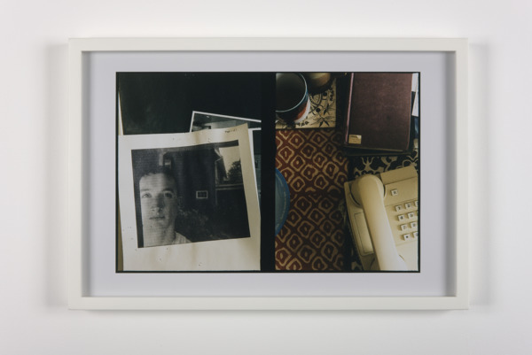 Luke Fowler, Danny, 2008, Giclee print, 32.6 x 47.7 x 3.2 cm, Edition of 3 + 1 AP