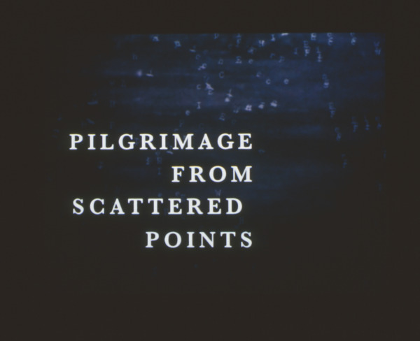 Pilgrimage From Scattered Points