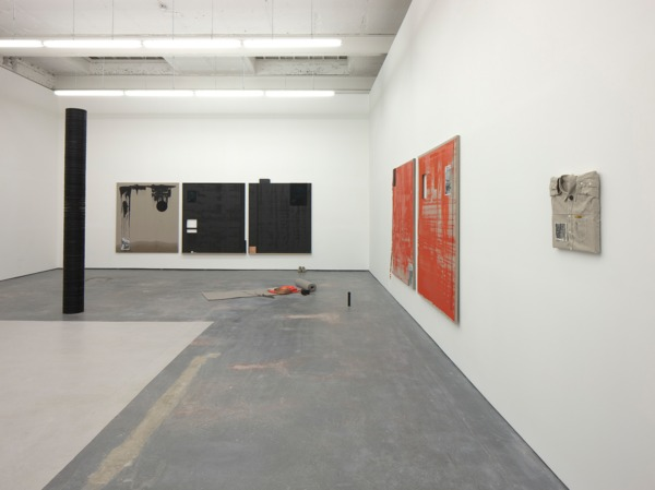 Installation view, 'Dresden', The Modern Institute, Aird's Lane, Glasgow, 2012