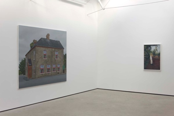 Installation view, 'Shepard Tone', The Modern Institute, Osborne Street, Glasgow, 2012
