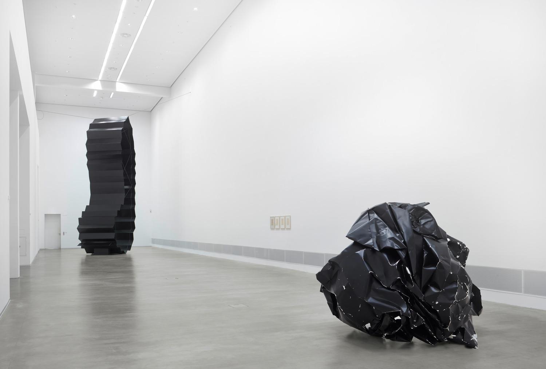 Installation view, 'Drehmoment (Viel Zeit, wenig Raum)', Berlinische Galerie, Berlin, 2013