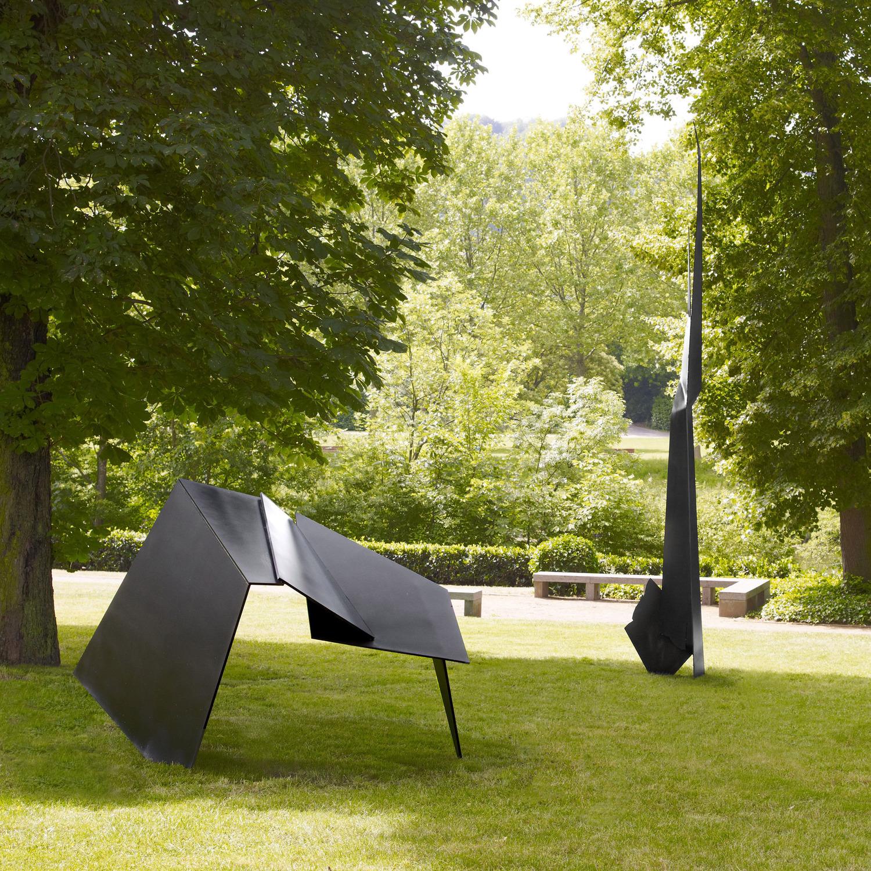 Installation view, 'Im Geviert', Saarland Museum, Saarbruecken, 2010