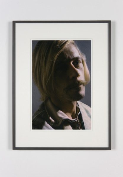 Peter Hujar, Paul Thek, 1967/2010, Pigmented ink print, 68 x 52.5 x 3 cm, Edition of 10