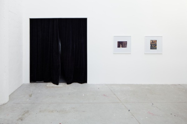 Luke Fowler, Installation view 'The Grass is Singing', Mendes Wood DM, São Paulo, 2015
