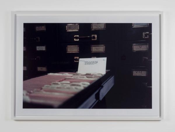 Luke Fowler, Skekles, 2014, C-Type Print, 75.7 x 105.4 x 3.8 cm, Edition of 6 + 2 AP