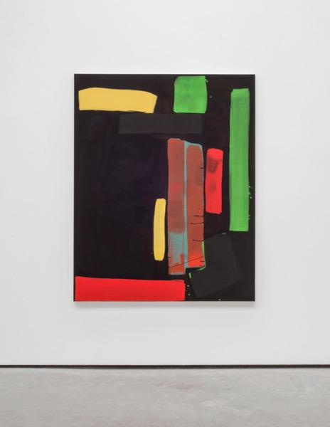 Matt Connors, Private Press, 2014, Acrylic on canvas, 152.4 x 121.9 x 4 cm