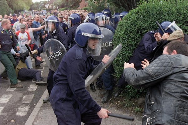The Battle of Orgreave, 2001