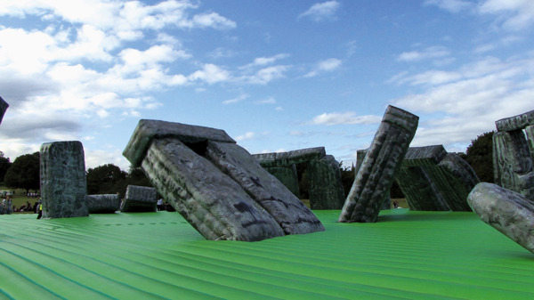Jeremy Deller, English Magic, 2013 (still), HD Digital video, Duration: 14 min 23 sec