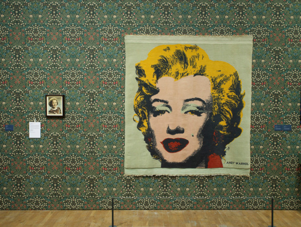 Love is Enough: William Morris and Andy Warhol