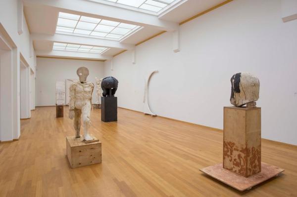 Installation view, Gemeentemuseum, Den Haag, 2014