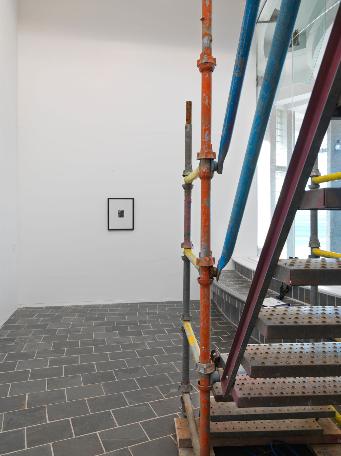 Installation view, 'Recent History', Tate St Ives, Cornwall, 2011