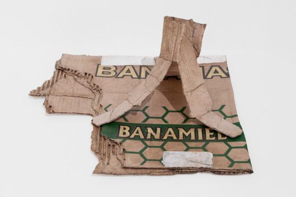 Still life after banana