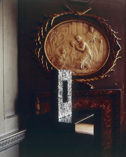 Installation view, 'Rhetoric Works & Vanity Works & Other Works', Newhailes, 2006