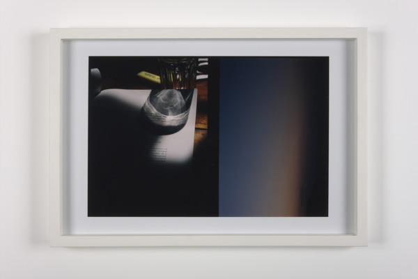 Luke Fowler, Frampton and Temenos, 2009, Giclee print, 32.6 x 47.7 x 3.2 cm, Edition of 3 + 1 AP