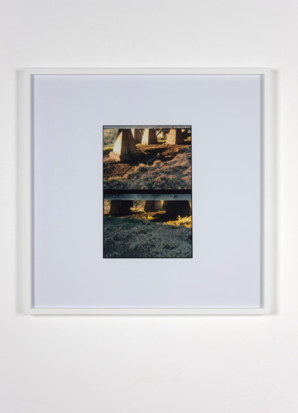 Luke Fowler, Pyramids of Argyll, 2010, C-Type Print, 67.3 x 67.3 x 3.3 cm, Edition of 3