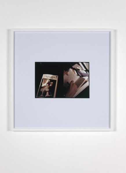 Luke Fowler, A Grammar of Moving, 2010, C-Type Print, 67.3 x 67.3 x 3.3 cm, Edition of 6 + 2 AP