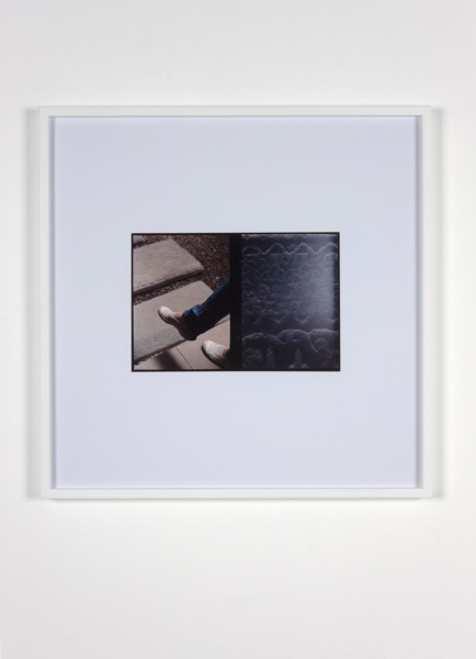 Luke Fowler, Kilmartin Stones (for Jim), 2010, C-Type Print, 67.3 x 67.3 x 3.3 cm, Edition of 6 + 2 AP