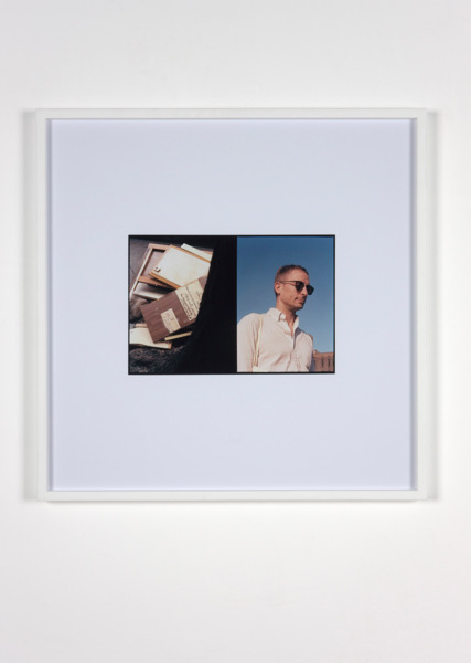 Luke Fowler, Our Recovery Today (Stuart), 2010, C-Type Print, 67.3 x 67.3 x 3.3 cm, Edition of 6 + 2 AP