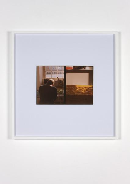 Luke Fowler, A Joost Splice, 2011, C-Type Print, 67.3 x 67.3 x 3.3 cm, Edition of 6 + 2 AP
