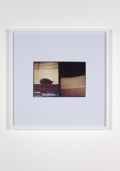 Luke Fowler, Mystification (Marley), 2011, C-Type Print, 67.3 x 67.3 x 3.3 cm, Edition of 6 + 2 AP