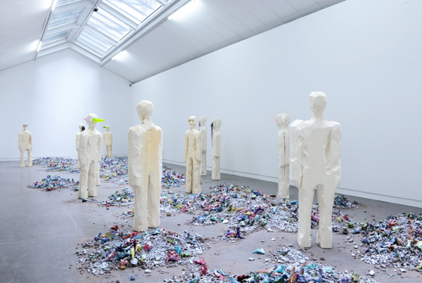 Installation view, 'Dinosaur Expert I'm Feeling Lucky', CCA, Glasgow, 2014