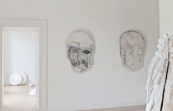 Installation view 'The Beat of the Show', Inverleith House, Edinburgh, 2011 (Indoor)