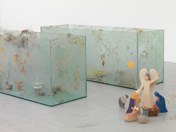 Cathy Wilkes, Sea of Galilee, 2009, Mixed media, Dimensions variable