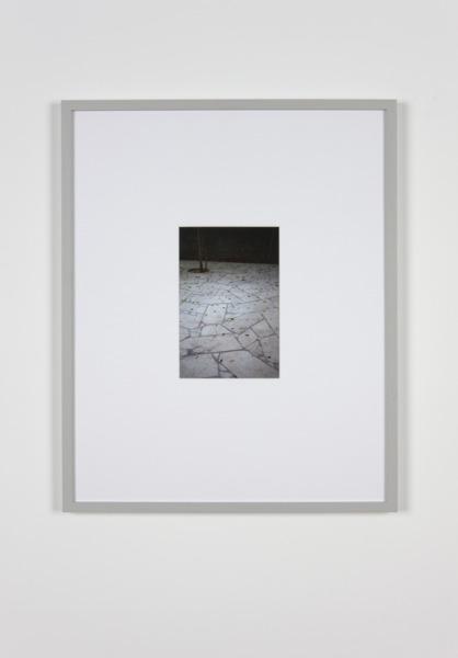Martin Boyce, Gardens, 2011, Giclee print, 52 x 42 x 2 cm