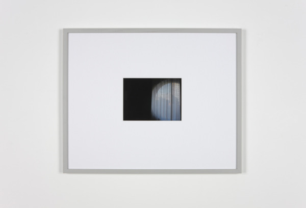 Martin Boyce, Gardens, 2011, Giclee print, 41.5 x 53 x 2 cm