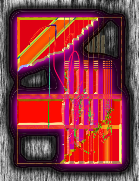 Untitled, 2012, Epson Durabrite Print mounted on acrylic glass, aluminium frame, 39 x 30 cm