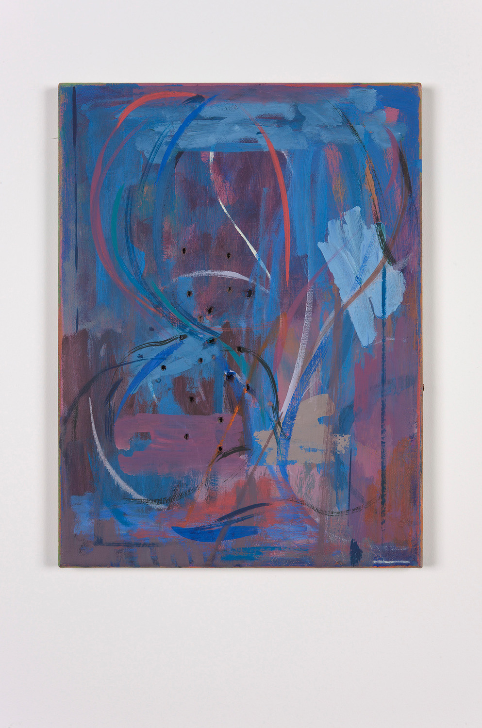 Forever, 2011, Oil on linen, 40 x 30 x 2 cm