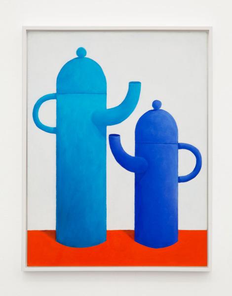 Still life, 2014, Pastel on paper, 65 x 50 x 3 cm