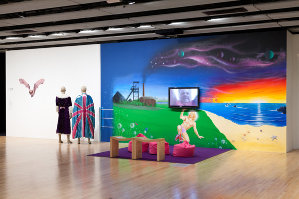 Installation view, 'Joy In People', Hayward Gallery, London, 2012