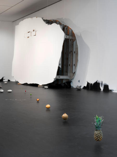 Installation view, MOCA Grand Avenue, Los Angeles, 2013
