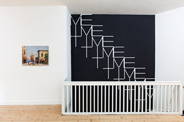 Installation view 'NOWhere', Kunstverein Braunschweig, Braunschweig, 2014