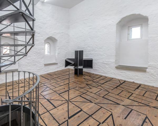 Installation view, 'Wiederkehrt', Kunstverein Hildesheim, Hildesheim, 2014
