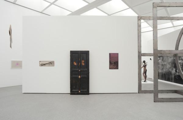 Installation view, 'Retour', Pinakothek der Moderne, München, 2011