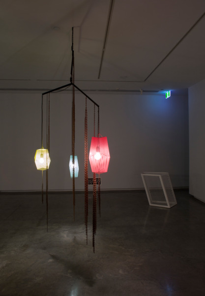 Installation view, 'You Imagine What You Desire', Sydney Biennale, Sydney, 2014