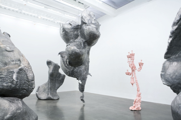 Installation view, 'Marguerite de Ponty', New Museum, New York, 2009