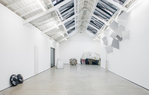 Installation view, 'Field Trip', The Modern Institute, Osborne Street, Glasgow, 2014