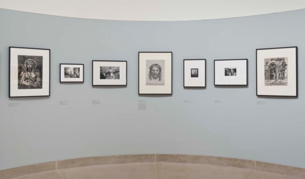 Installation view 'Imitation of Christ' (curated by William E. Jones), Hammer Museum, Los Angeles, 2013