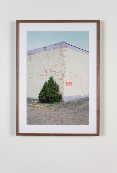 Abandoned Bowling Alley, Canton, Ohio, 2011, Hand coated pigment print, 50.8 x 34.29 cm