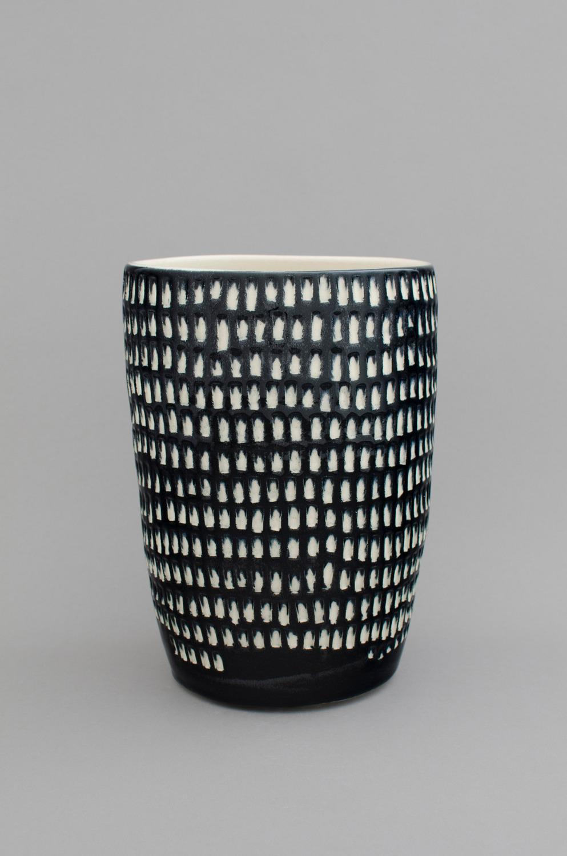 Shio Kusaka, (mark 19), 2012, Porcelain, 27.9 x 20.3 x 20.3 cm