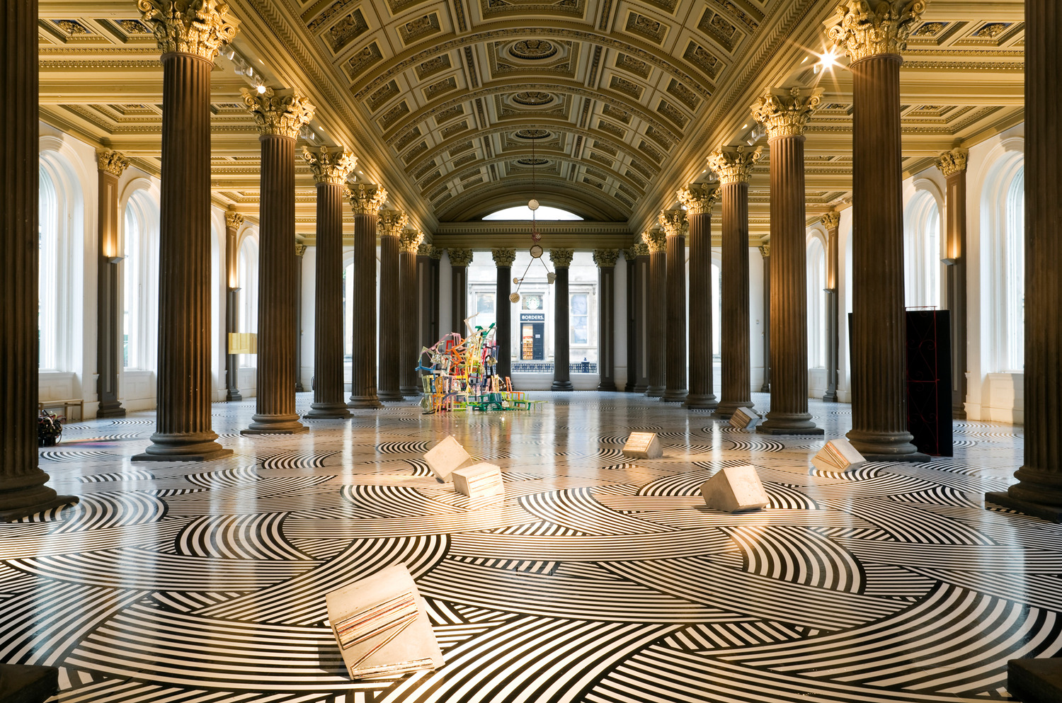 Installation view 'Forever Changes', Gallery of Modern Art, Glasgow, 2008