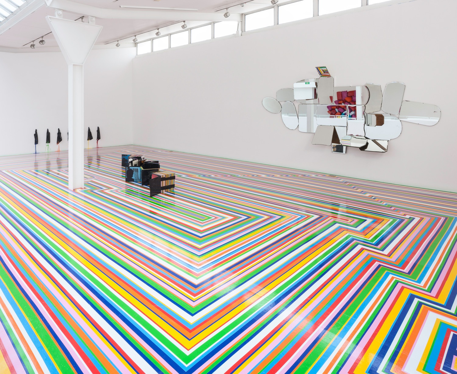 Installation view, Fruitmarket Gallery, Edinburgh, 2014
