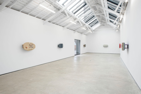Installation view, 'Space is better than time, but time is okay', The Modern Institute, Osborne Street, Glasgow, 2015