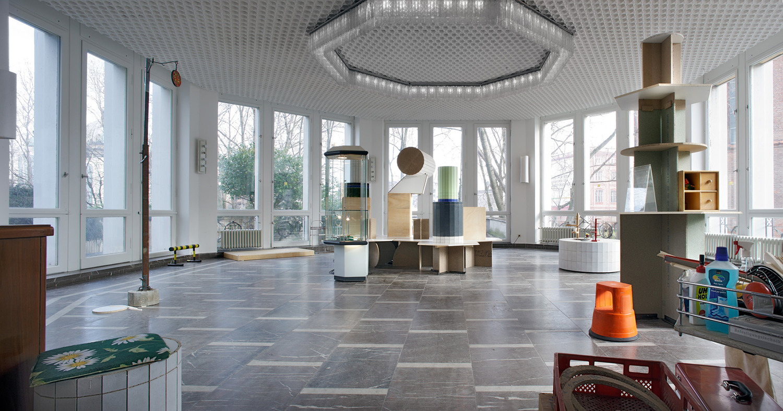 1  Allgemeine Verkstatt Ausstellung, 2008, Schinkel Pavillon