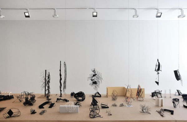 Installation view, Cahiers d'Art, Paris, 2015