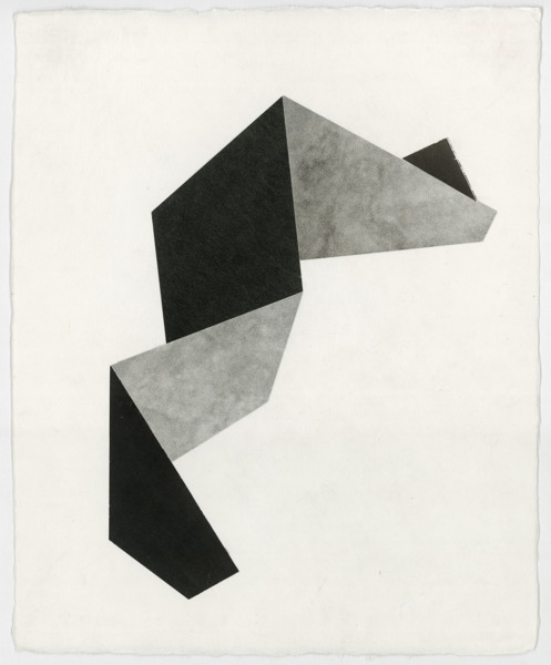 Untitled, 2012, Collage, 46.5 x 38 cm