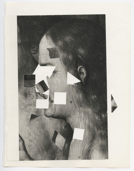 Untitled, 2012, Collage, 33 x 25.5 cm